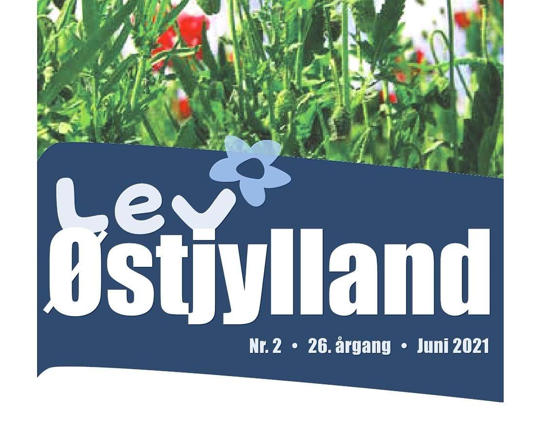 Forside bladet Lev Østjylland 2 2021